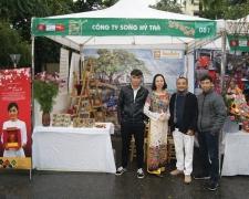 Lễ hội  Ẩm Thực 2018 của Cục Phục  Vụ Ngoại Giao đoàn