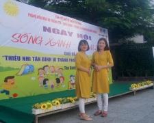 Ngày hội sống xanh quận Tân Bình 2020