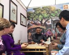 Song Hỷ Trà tại Lễ hội vàng Asean