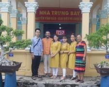 Thăm nhà trưng bày - Nguyễn Vĩnh Bảo