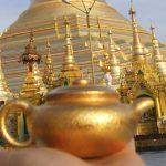 Nhà Song Hỷ Trà đến Myanma
