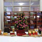 Tổ chức tiệc trà tại Triển lãm  ảnh nghệ thuật