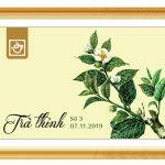 Trà Thỉnh số 3 - Hồng trà giao    mùa