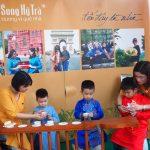 Tết nói chuyện trà Việt