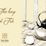 Những bài thơ hay về trà
