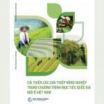 Cải thiện các can thiệp Nông nghiệp trong chương trình mục tiêu quốc gia mới ở Việt Nam - P.1